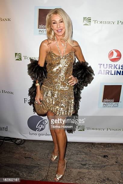 Linda Thompson attends the 4th annual Face Forward LA Gala at Fairmont Miramar Hotel on September 28 2013 in Santa Monica California