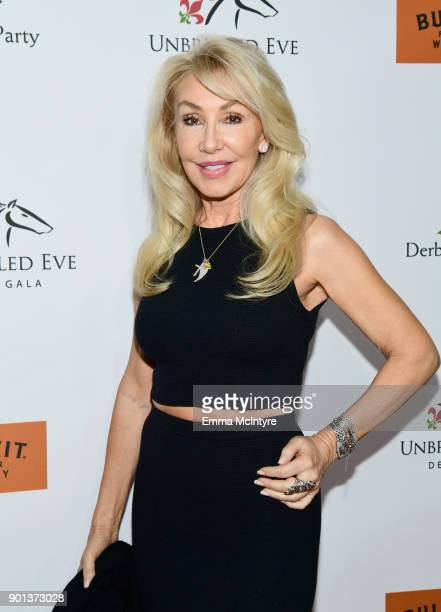 Linda Thompson attends the SixthAnnual Star Studded Unbridled Eve Gala at Bardot on January 4 2018 in Hollywood California