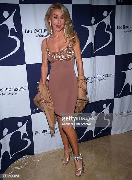 Linda Thompson during Big Brothers Big Sisters 2005 Rising Stars Gala Arrivals at Beverly Hilton Hotel in Beverly Hills California United States