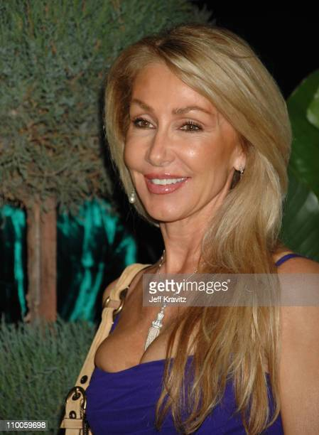 Linda Thompson during Global Green USA 2007 PreOscar Celebration to Benefit Global Warming Arrivals at The Avalon in Hollywood California United...