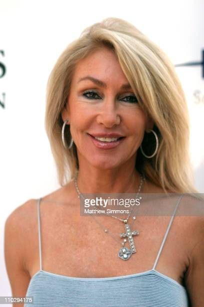 Linda Thompson during The Good News Foundation's Kick Off Event in Los Angeles California United States