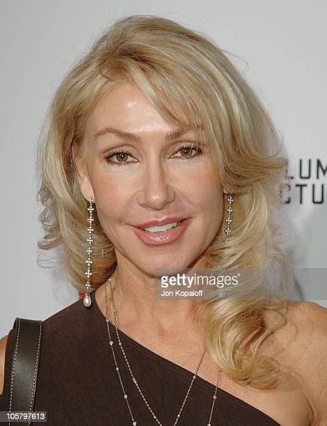 Linda Thompson during 'The Producers' Los Angeles Premiere Arrivals at Westfield Century City AMC Theaters in Century City California United States