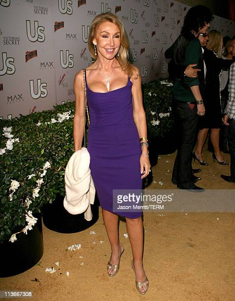 Linda Thompson during Us Weekly Presents Us' Hot Hollywood 2007 Red Carpet at Sugar in Hollywood California United States