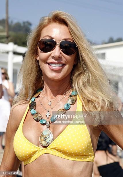 Linda Thompson sighting on August 30 2008 in Malibu California