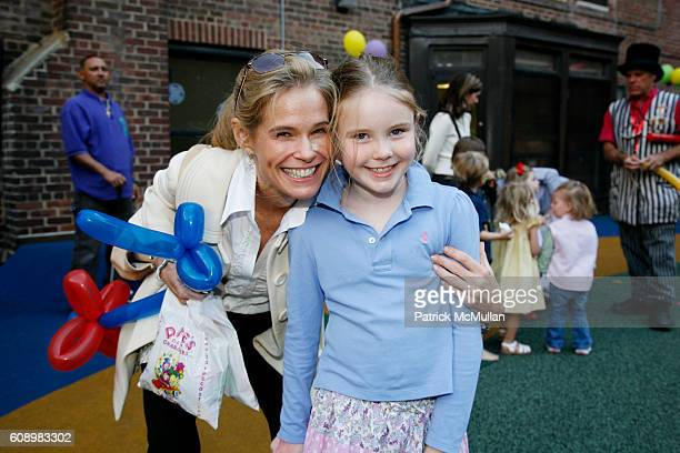 Linda Thorpe and Alexis Thorpe attend LENOX HILL NEIGHBORHOOD HOUSE Celebrates the 6th Annual KIDS IN PLAYLAND at Lenox Hill Neighborhood House on...