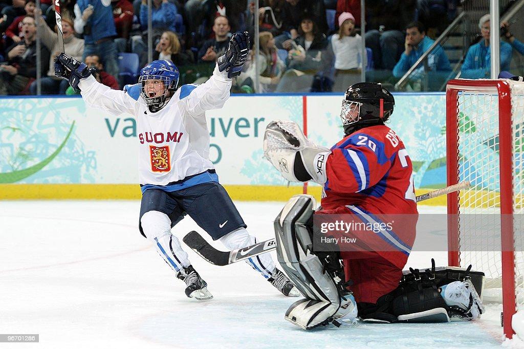 Ice Hockey - Day 3