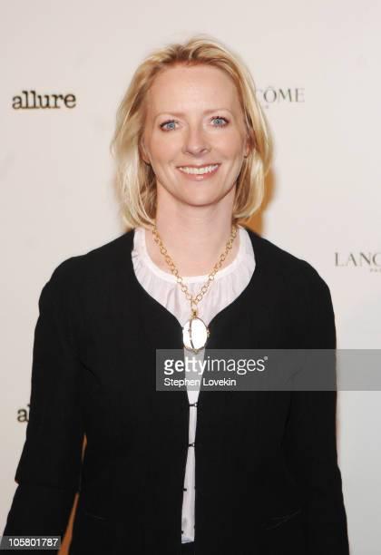 Linda Wells, Allure Magazine Editor-in-Chief during Allure Magazine and Lancome Unveil 'Most Alluring Bodies' Photo Exhibit at MILK Studios in New...