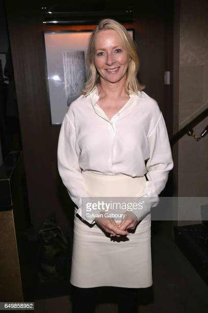 Linda Wells attends Lizzie Jonathan Tisch with Kelly Ripa Mark Consuelos Celebrate Stacey Griffith's Two Turns from Zero at The Regency Bar and Grill...
