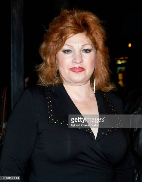 Linda Wepner wife of boxer Chuck Wepner attends the The Real Rocky screening during the 20th Philadelphia Film Festival at the Ritz East Theater on...