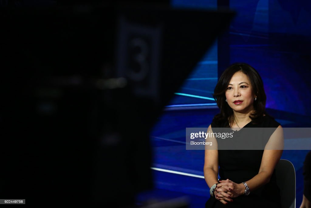 Purview Investments Chief Executive Officer And Founder Linda Zhang Interview : News Photo