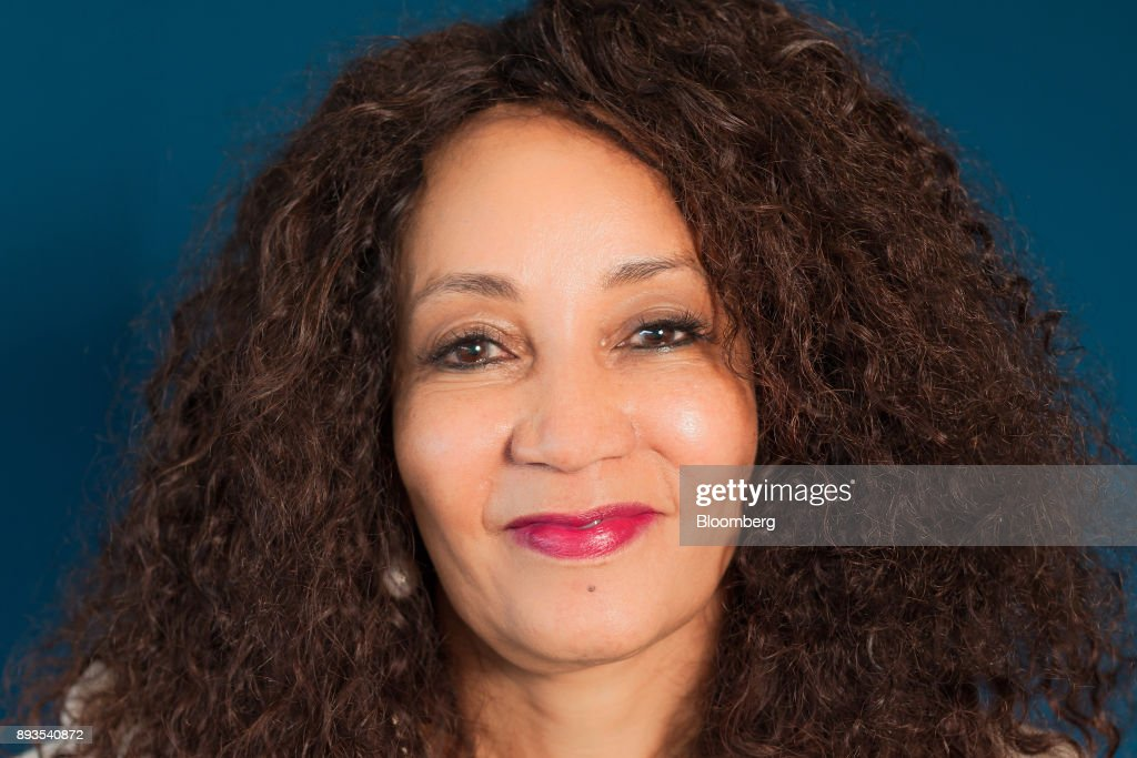 South Africa's Minister For Human Settlements Lindiwe Sisulu Portraits