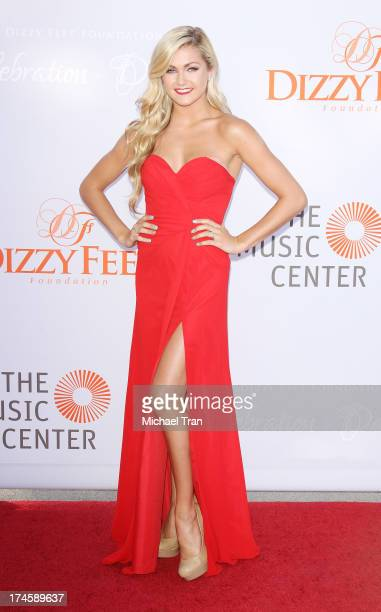 The dizzy feet foundation stock photos and pictures getty images lindsay arnold arrives at the dizzy feet foundations 3rd annual celebration of dance gala held at voltagebd Images