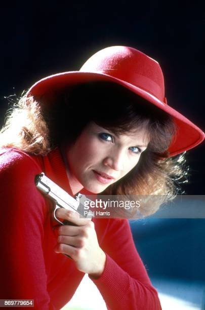 Lindsay Bloom was cast as detective Mike Hammer's secretary Velda in Mickey Spillane's Mike Hammer and The New Mike Hammer October 20 1983 at her...