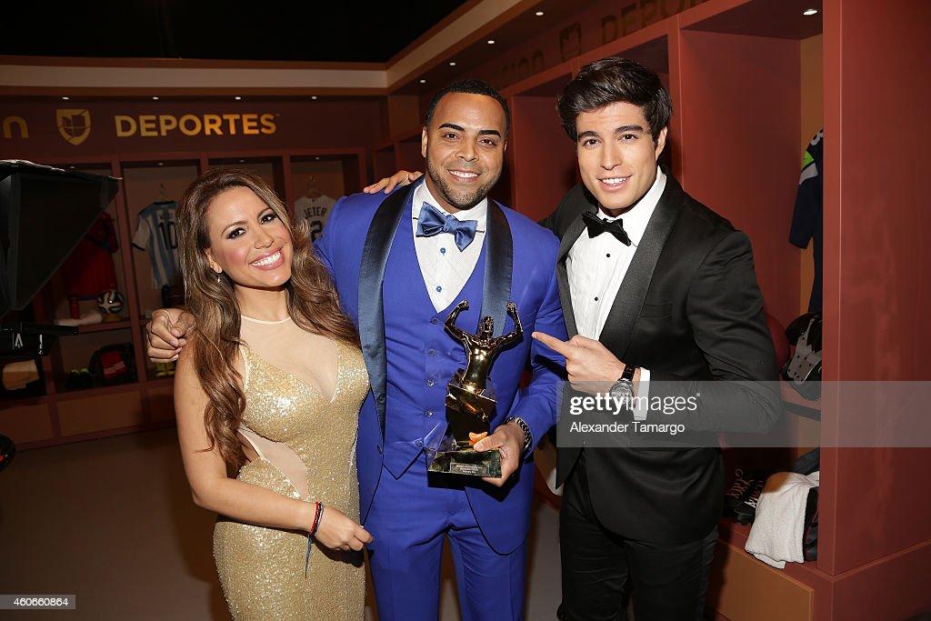 Premios Univision Deportes - Backstage