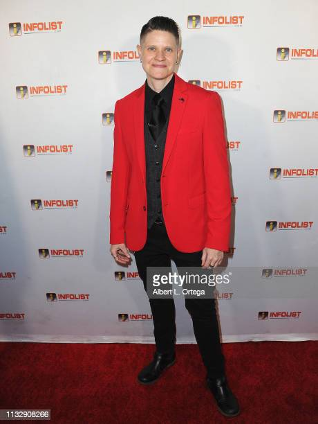 Lindsay Coryne arrives for PreOscar Soiree Hosted By INFOListcom and Birthday Celebration for Founder Jeff Gund held at SkyBar at the Mondrian Los...