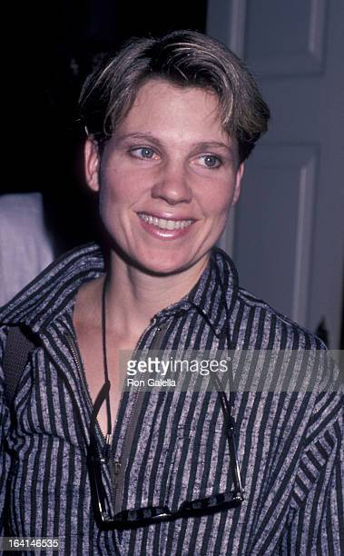 Lindsay Crouse attends Big Sisters Benefit Fashion Show on October 2 1985 at the Beverly Hills Hotel in Beverly Hills California