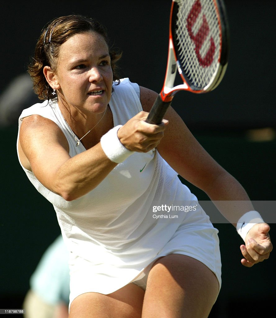 2005 Wimbledon Championships - Ladies' Singles Fourth Round - Kim Clijsters vs.