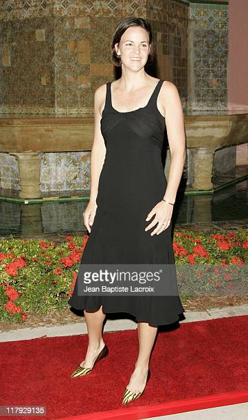 Lindsay Davenport during 17th Annual Chris Evert/Raymond James ProCelebrity Tennis Classic Gala Arrivals at Boca Raton Resort and Club in Boca Raton...