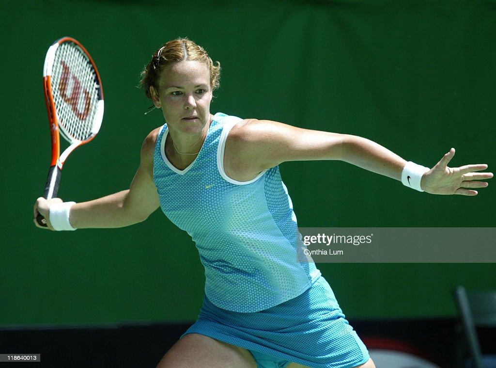 2005 Australian Open - Women's Singles - Third Round - Lindsay Davenport vs