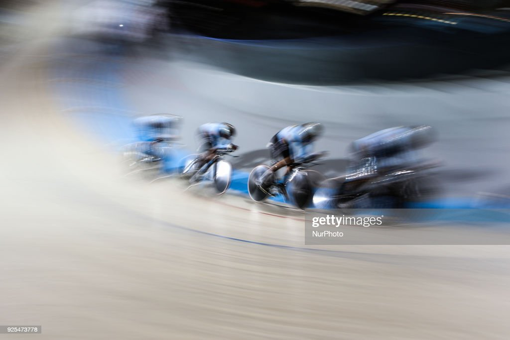 Track cycling world championships 2018 - day 1