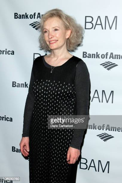 Lindsay Duncan attends the 'John Gabriel Borkman' after party at the Brooklyn Academy of Music on January 13 2011 in New York City