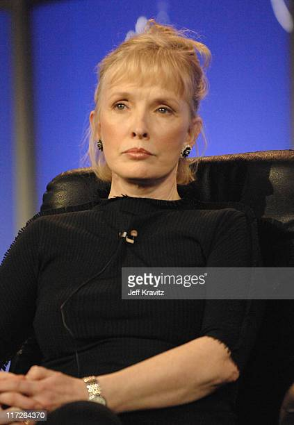 Lindsay Duncan during HBO Winter 2007 TCA Press Tour in Los Angeles California United States