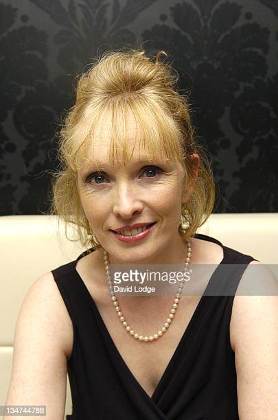 Lindsay Duncan during HBO's 'Rome' London Premiere at UGC Trocadero in London Great Britain