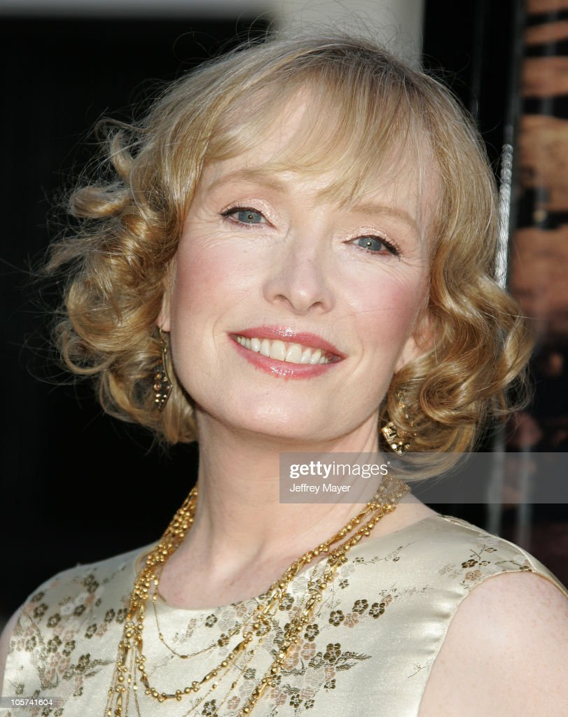 Lindsay Duncan during HBO's 'Rome' Los Angeles Premiere - Arrivals at Wadsworth Theater in Westwood, California, United States.