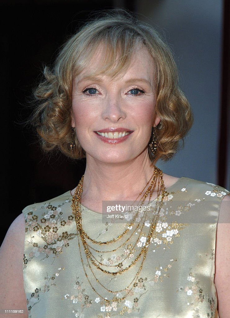 Lindsay Duncan during HBO's 'Rome' Los Angeles Premiere - Red Carpet at Wadsworth Theater in Los Angeles, California, United States.