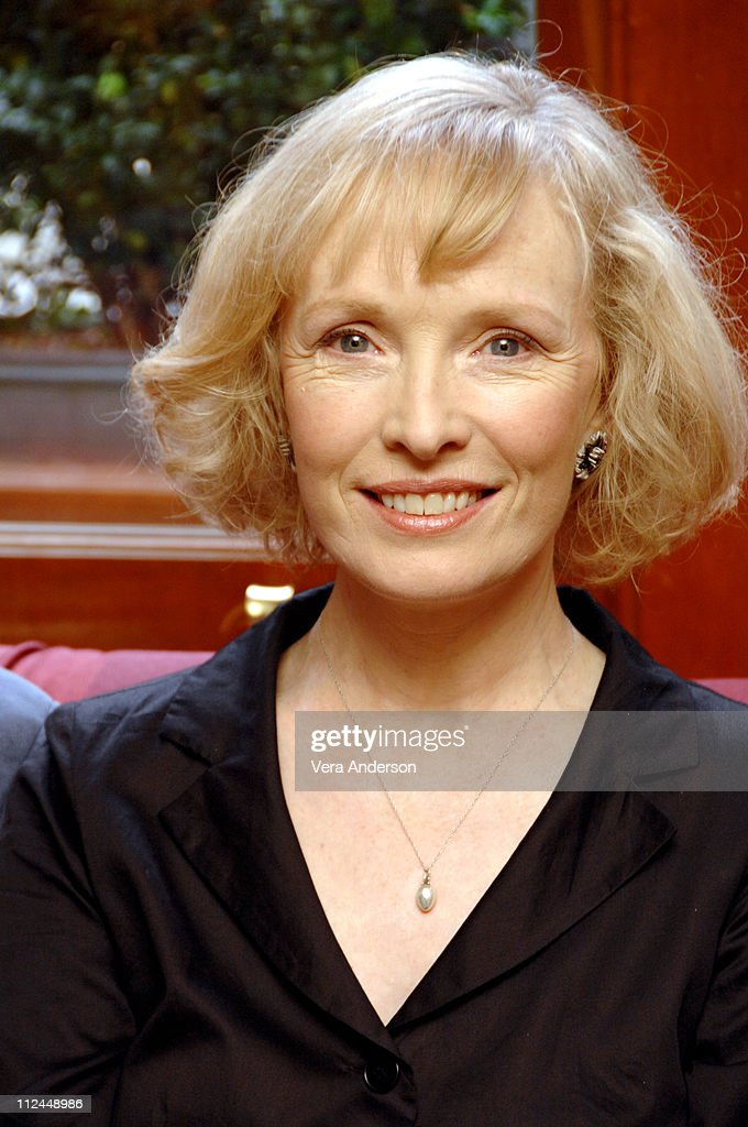 Lindsay Duncan during 'Longford' Press Conference with Jim Broadbent, Andy Serkis and Lindsay Duncan at The Renaissance Chancery Court Hotel in London, London, Great Britain.