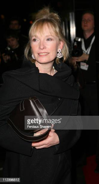 Lindsay Duncan during 'Notes On A Scandal' Gala Screening Red Carpet Arrivals at Curzon Mayfair in London United Kingdom
