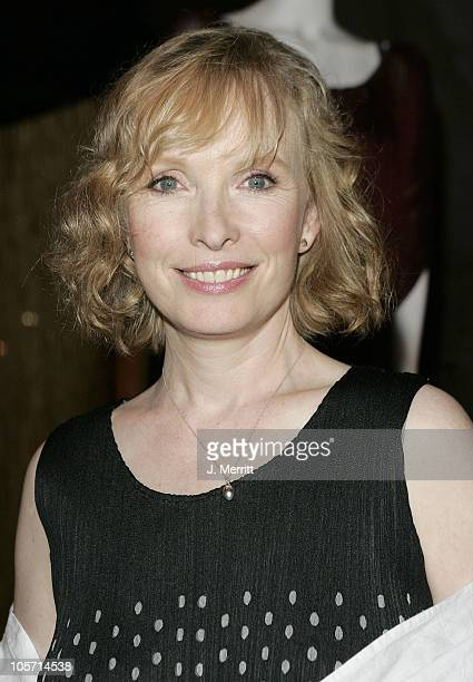 Lindsay Duncan of 'Rome' during 2005 TCA HBO Networks 'Rome' After Party at The Wadsworth Theatre Great Lawn in Beverly Hills California United States