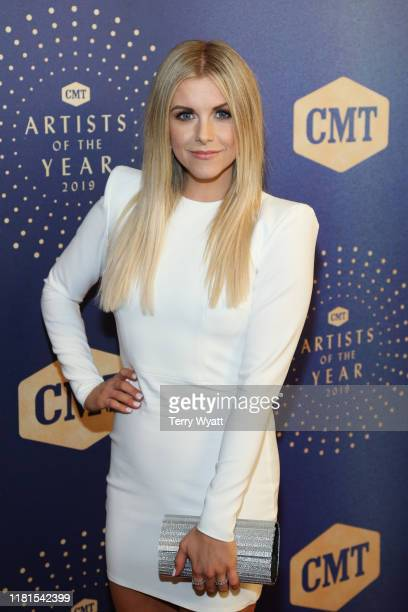 Lindsay Ell attends the 2019 CMT Artists of the Year at Schermerhorn Symphony Center on October 16 2019 in Nashville Tennessee