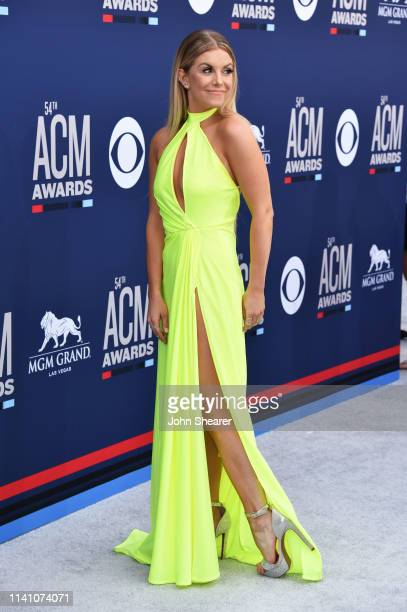 Lindsay Ell attends the 54th Academy Of Country Music Awards at MGM Grand Hotel Casino on April 07 2019 in Las Vegas Nevada