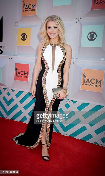 Lindsay Ell on The Red Carpet at the 51st ACADEMY OF COUNTRY MUSIC AWARDS cohosted by Luke Bryan and Dierks Bentley from the MGM Grand Garden Arena...