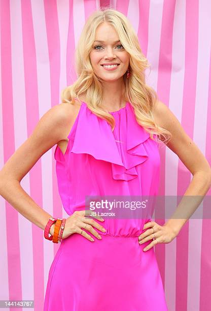 5b26d621d34f Lindsay Ellingson attends the Victoria s Secret Summer 2012 What is Sexy  Launch at Mr C Beverly