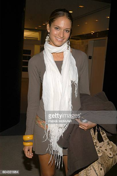 Lindsay Frimodt attends Friends With Money Screening hosted by Maria Bartiromo at Sony Screening Room on March 29 2006 in New York City