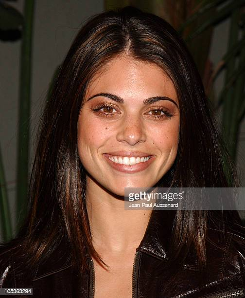 Lindsay Hartley during 19th Annual Soap Opera Digest Awards Reception Arrivals at White Lotus in Hollywood California United States