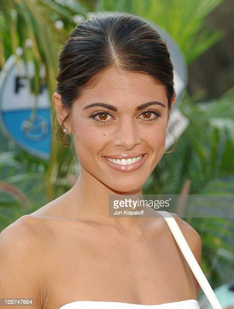 Lindsay Hartley during 2005 NBC Network All Star Celebration at Century Club in Century City California United States