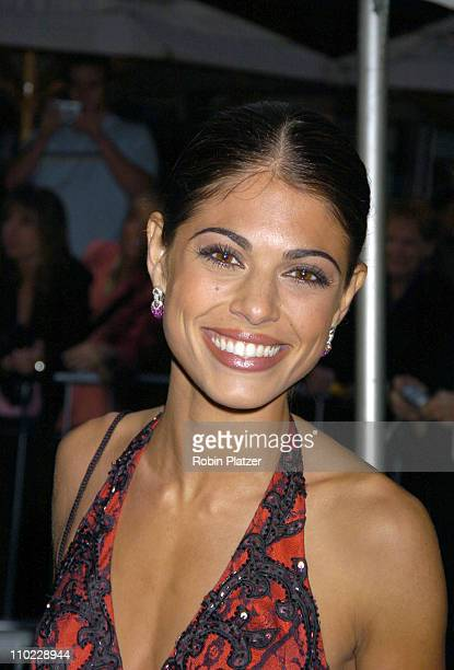 Lindsay Hartley during 32nd Annual Daytime Emmy Awards Outside Arrivals at Radio City Music Hall in New York City New York United States