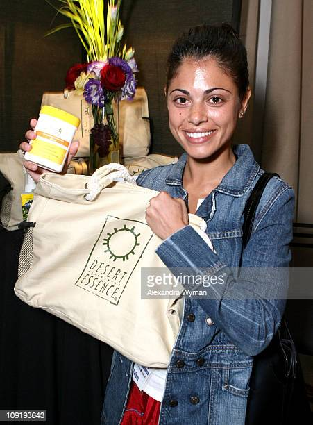 Lindsay Hartley during On 3 Productions Gifting Suite at The 2007 Daytime Emmy Awards Day 2 at Kodak Theatre in Los Angeles California United States