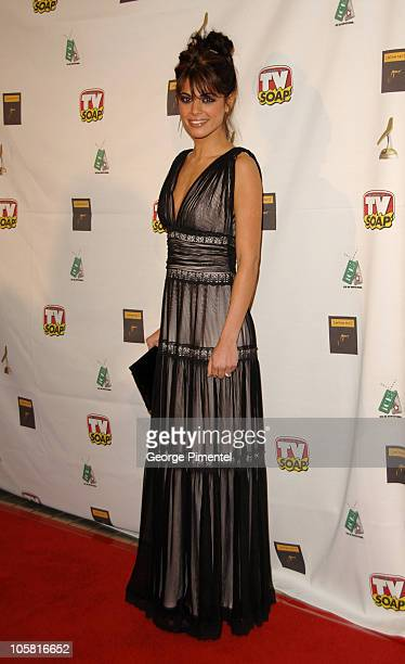Lindsay Hartley during TV Soap's 4th Golden Boomerang Awards at Four Seasons Hotel in Los Angeles California United States