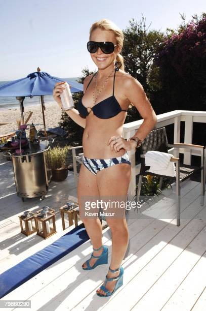 MALIBU CA JULY 02 Lindsay Lohan at her 21st birthday celebration at a private residence in Malibu California on July 2 2007 *EXCLUSIVE MINIMUM