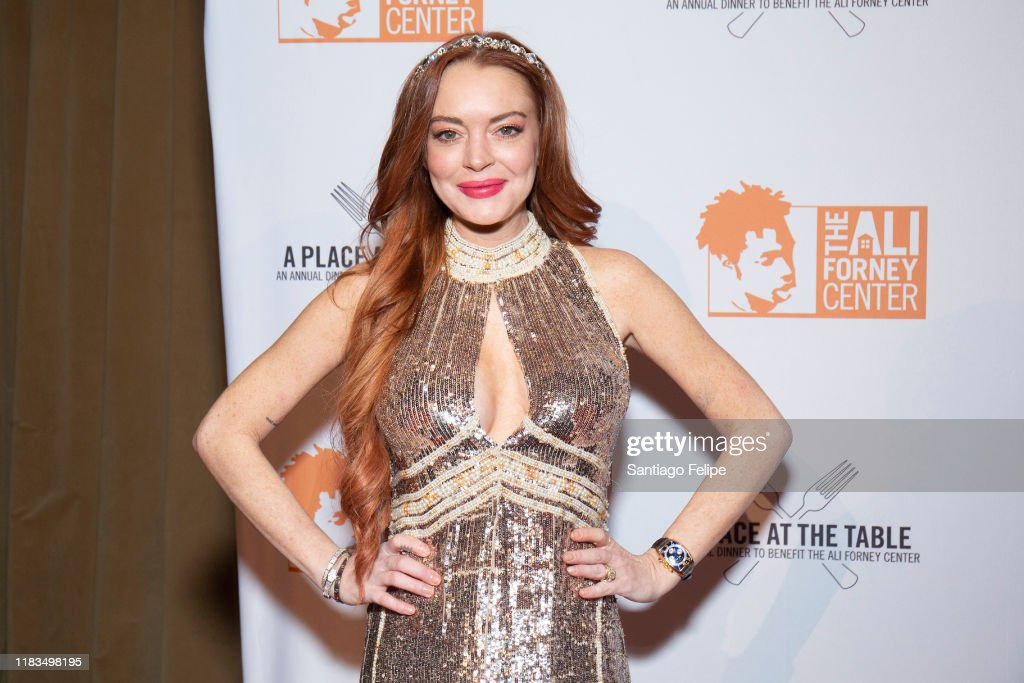 2019 Ali Forney Center Gala : News Photo