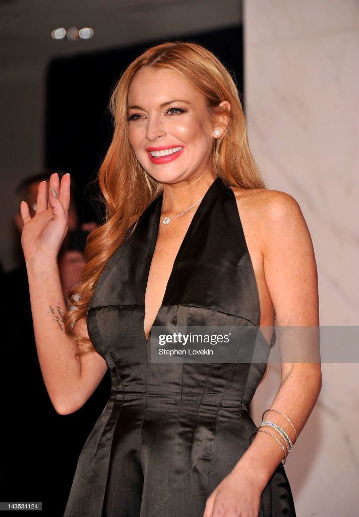 Lindsay Lohan attends the 98th Annual White House Correspondents' Association Dinner at the Washington Hilton on April 28, 2012 in Washington, DC.
