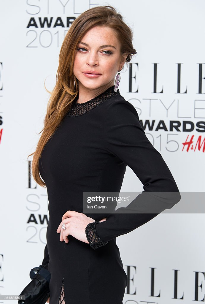 Elle Style Awards 2015 - Outside Arrivals : News Photo
