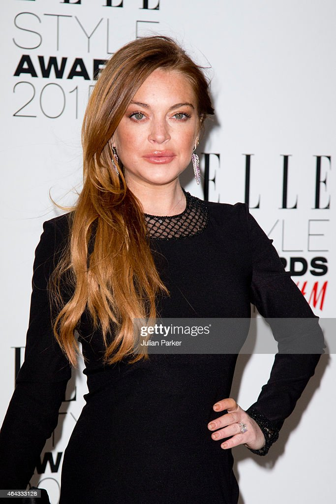 Elle Style Awards 2015 - Outside Arrivals : News Photo