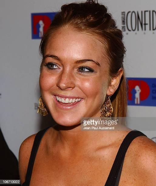 Young Lindsay Lohan Photos Et Images De Collection