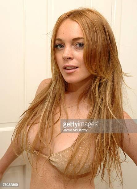 Lindsay Lohan *Exclusive*