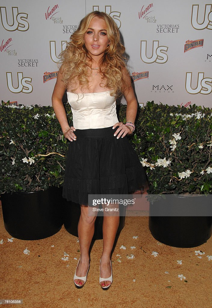 Us Weekly Presents Us' Hot Hollywood 2007 - Arrivals : News Photo